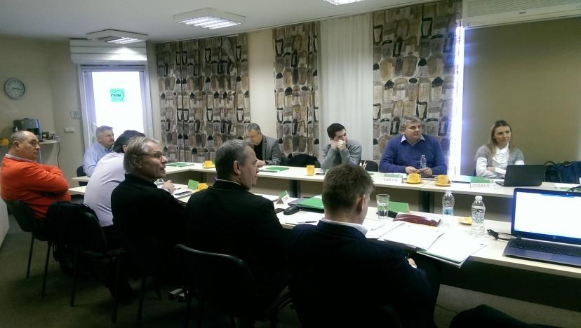 WIFI Academy Train the Trainer, 25-29 Януари 2016, София