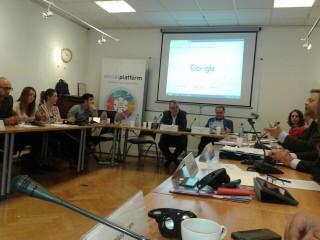 Заключителна среща по проекта EI for FM