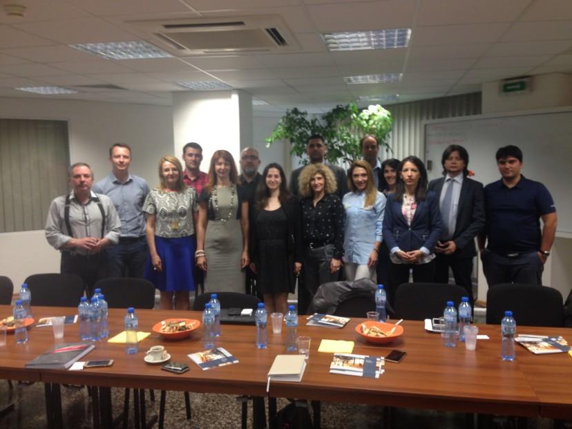 Първа работна среща между БГФМА и АСБС