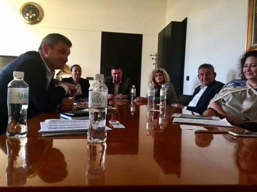 Informal meeting in Sofia Municipality