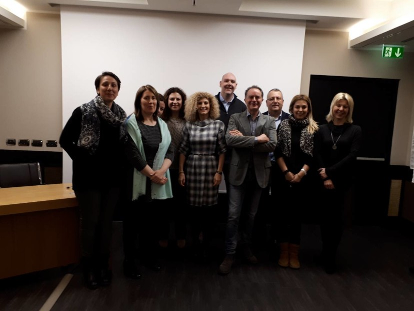 3rd Transnational DEFMA Project meeting