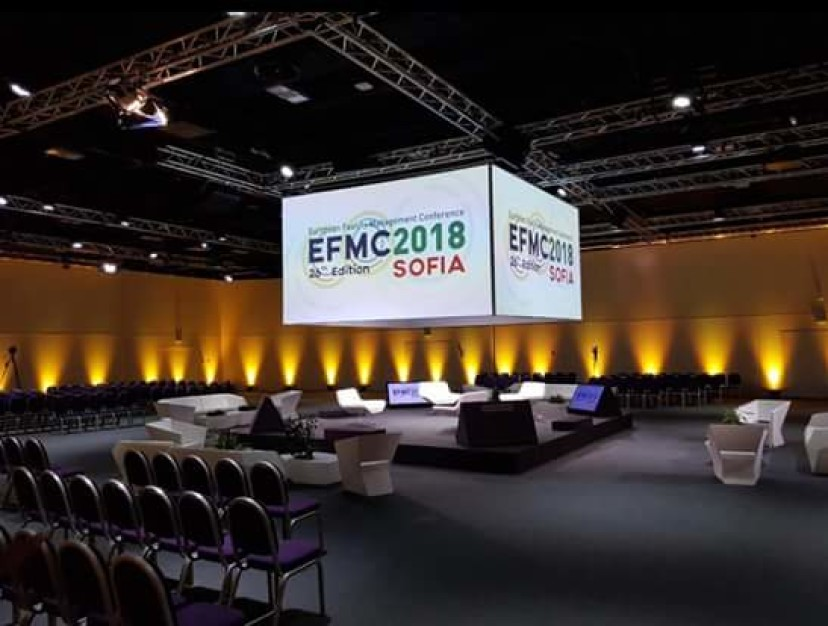Европейска фасилити мениджмънт конференция, EFMC 2018