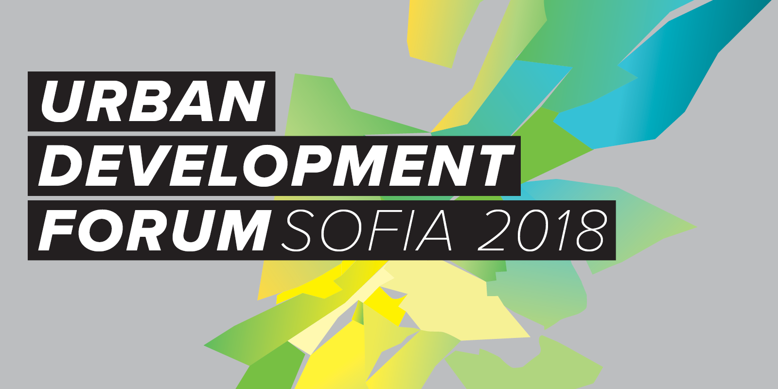 Програма на Urban Development Forum, 23 октомври 2018г.