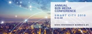 B2B Media Conference, Smart City 2018