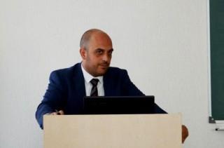 Доц. д-р Атанас Георгиев беше избран за декан на Стопанския факулет на Софийския университет