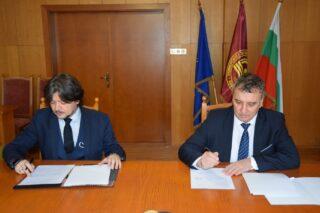 Меморандум за сътрудничество между БГФМА и УНСС
