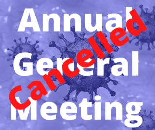 Annual General Meeting Canceled
